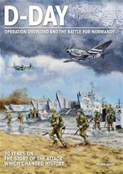Classic Bike Guide issue D-DAY OPERATION OVERLORD...