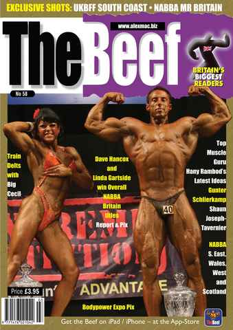 The Beef Magazine issue Issue 58