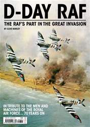 Classic Bike Guide issue D-DAY RAF