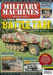 Military Machines International issue May 2014
