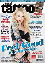 Total Tattoo issue May 2014