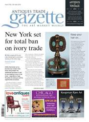 Antiques Trade Gazette issue ATG Issue 2136