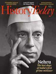 History Today issue May 2014