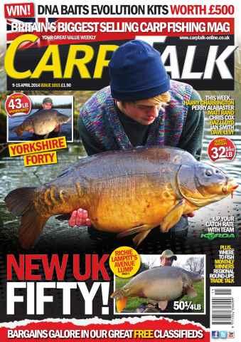 Carp-Talk issue 1015
