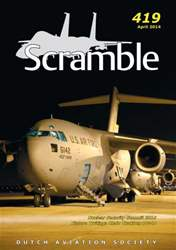 Scramble Magazine issue 419 - April 2014