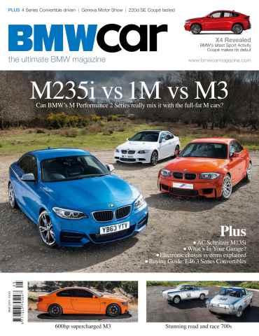 BMW Car issue May 14