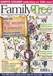 Family Tree issue Family Tree May 2014