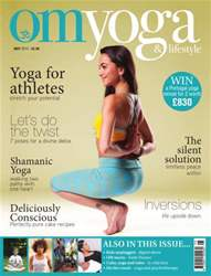 OM Yoga UK Magazine issue May 2014 - Issue 41