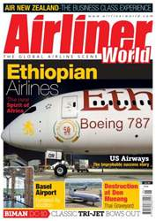 Airliner World issue May 2014