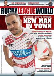 Rugby League World issue May 2014