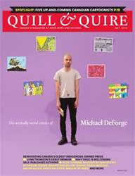 Quill & Quire issue MAY 2014