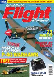 Quiet & Electric Flight Inter issue May 2014