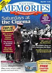 Scottish Memories issue May 2014