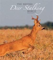 British Deer Stalking Bible, 2nd edition issue British Deer Stalking Bible, 2nd edition