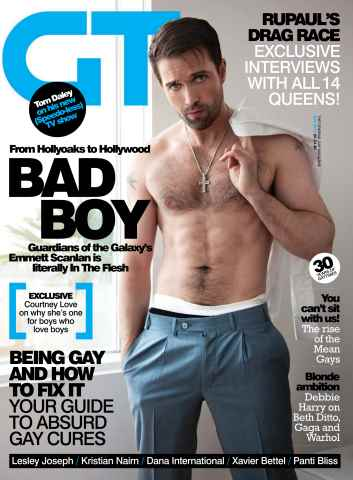 Gay Times issue May 14