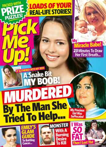 Pick Me Up issue 24th April 2014