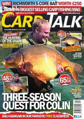 Carp-Talk issue 1016