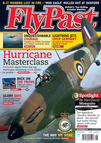 FlyPast issue August 2011