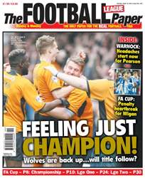 The Football League Paper issue 13th April 2014