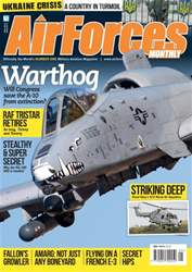 AirForces Monthly issue May 2014