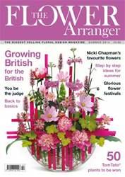 The Flower Arranger issue Summer-14