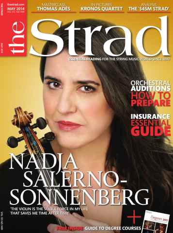 The Strad issue May 2014