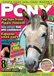 Pony Magazine issue PONY Magazine - May 2014