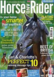 Horse&Rider Magazine - UK equestrian magazine for Horse and Rider issue Horse&Rider - May 2014. Gear Guide special