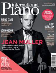 International Piano issue May - June 2014