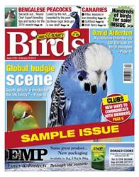Cage & Aviary Birds issue Cage & Aviary Birds Digital Sample Issue