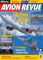 Avion Revue Internacional España issue Número 383