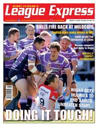 League Express issue 2911