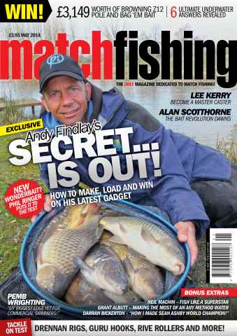 Match Fishing issue May-14