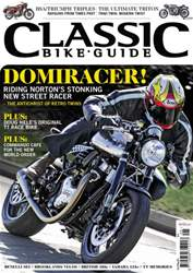 Classic Bike Guide issue May 2014