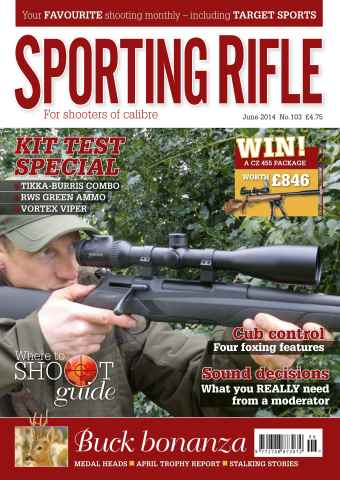 Sporting Rifle issue 103