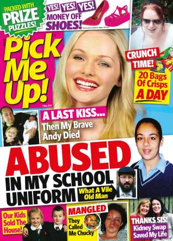 Pick Me Up issue 1st May 2014