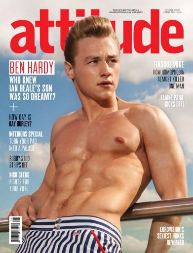 Attitude issue Issue 244