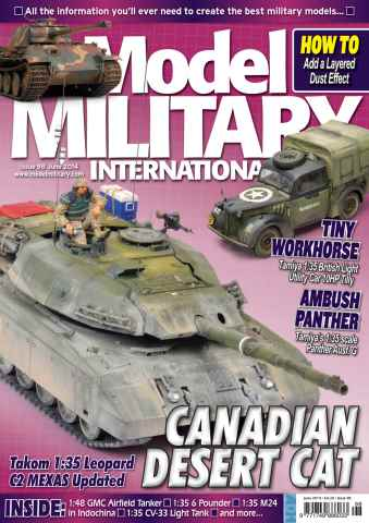 Model Military International issue 98