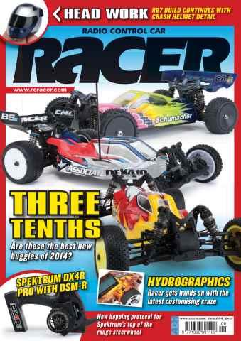 Radio Control Car Racer issue Jun-14