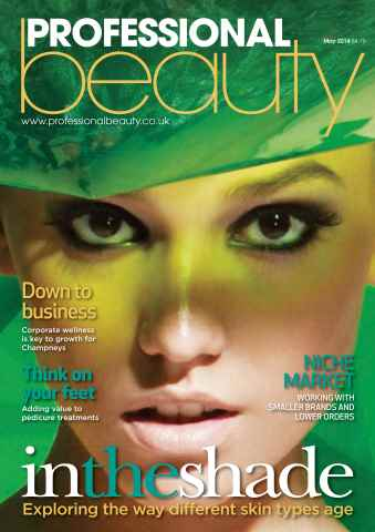 Professional Beauty issue Professional Beauty May 2014