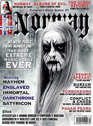 Terrorizer's Secret History of Norway issue Terrorizer's Secret History of Norway