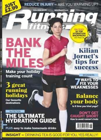 Running Fitness issue No.173 Bank the Miles