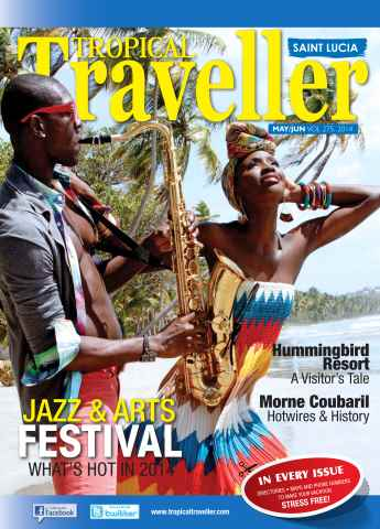 Tropical Traveller issue May/Jun 2014