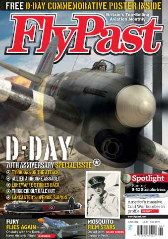 FlyPast issue June 2014