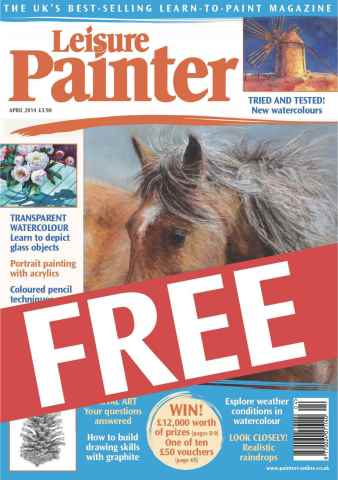 Leisure Painter issue Free sample issue