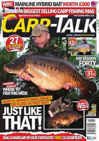 Carp-Talk issue 1018
