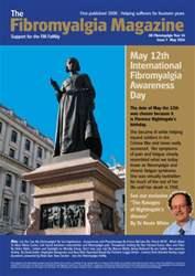 Fibromyalgia Magazine May 2014 issue Fibromyalgia Magazine May 2014
