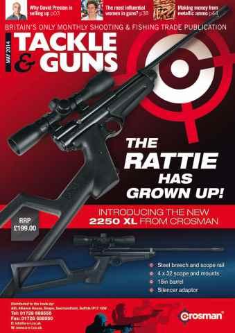 Tackle & Guns issue May-14