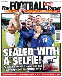 The Football League Paper issue 27th April 2014