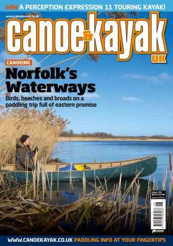 Canoe & Kayak UK issue June 14